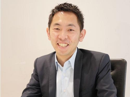 """<span class=""""fontBold"""">「大企業の組織にインパクトを与えられる人材を育てたい」と話す原田未来社長</span>"""