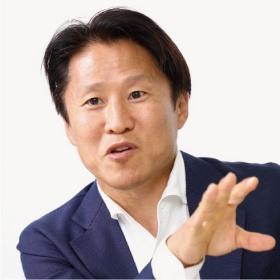 中山田明社長は「金利が動けば、借り換えメリットは大きくなりやすい」と話す(写真=北山 宏一)