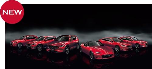 """<span class=""""title-b"""">今はセダンも、SUVも「金太郎飴」に</span><br />●新世代車種群と過去の「ルーチェ」"""