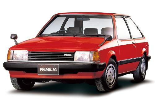 """<span class=""""fontBold"""">1980年に発売、大ヒットとなった「赤いファミリア」</span>"""
