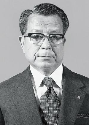 <b>飛行機設計から自動車の世界に転じた長谷川龍雄は、後にカローラの開発者として名を馳せる。エンジニアとして、闘争委員長として接した喜一郎のことを「何でも本気の人だった」と振り返る</b>(写真提供=トヨタ)