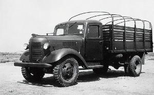 <b>朝鮮特需をつかんだトヨタのBM型トラック</b>(写真提供=トヨタ)
