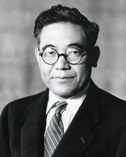 <b>豊田喜一郎(とよだ・きいちろう 1894~1952年)トヨタグループの創始者・豊田佐吉の長男としてトヨタ自動車を創業、第2代社長を務めた。第3代社長・石田退三の説得を受け、社長復帰に向けて再始動して間もなく、病に倒れた</b>(写真提供=トヨタ)
