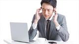 ビジネスマンとストレス管理