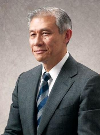 """<span class=""""fontBold"""">ゴー・ハップジン氏は日本ペイントHDの取締役会長に就任、取締役会の議長も務める</span>"""