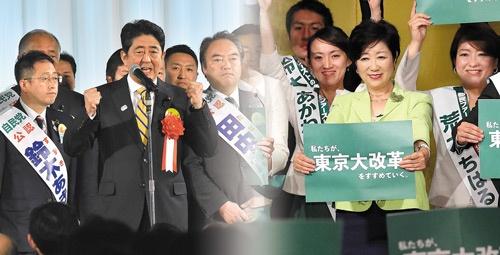 (写真=左:Kodansha/アフロ、右:毎日新聞社/アフロ)