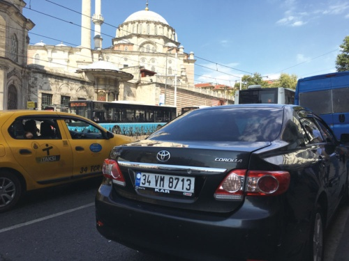 "<span class=""fontBold"">トヨタ自動車はトルコを重要拠点と位置付けてきた</span>"