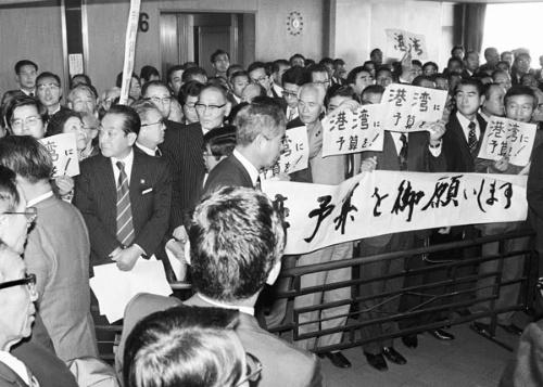 """<span class=""""fontBold"""">日本のロビー活動といえばこうした「陳情」が主流だったが、そのやり方は古くなりつつある</span>(写真=共同通信)"""
