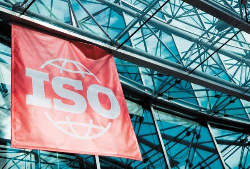 """<span class=""""fontBold"""">スイスのジュネーブに本部があるISOは2万を超える国際規格を定めている</span>(写真=ISO)"""