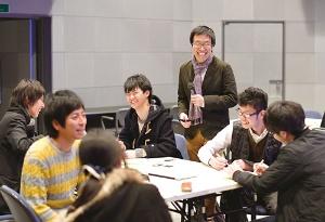 <b>全国唯一のコンピューター専門大学、会津大学の人材らが地元に事業を起こす</b>(写真=野口 勝宏)