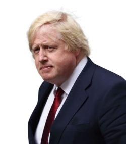 <b>英国の新政権で外相に就任したボリス・ジョンソン前ロンドン市長。国民投票では離脱派をリードした</b>(写真=Carl Court/Getty Images)