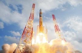 "<span class=""fontBold"">日本の主力ロケットを手掛ける</span>"