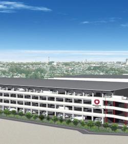 <b>大和ハウス工業は千葉県に国内最大級の物流施設を建てる</b>