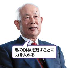 <span>富士ソフト 創業者</span><br /> 野澤 宏<span>会長執行役員</span>