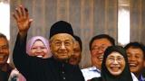 老雄の復活で変わるマレーシア