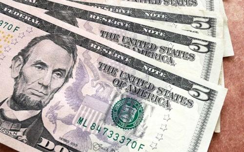"""<span class=""""fontBold"""">ドル高は、米国の強さの表れなのか</span>(写真=ユニフォトプレス)"""