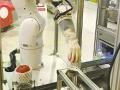 桃もつかめる食品ロボットも展開。技術と提案力で攻める