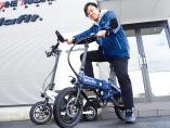 1台2役のEVバイク、コロナ下の新たな市場を切り開く