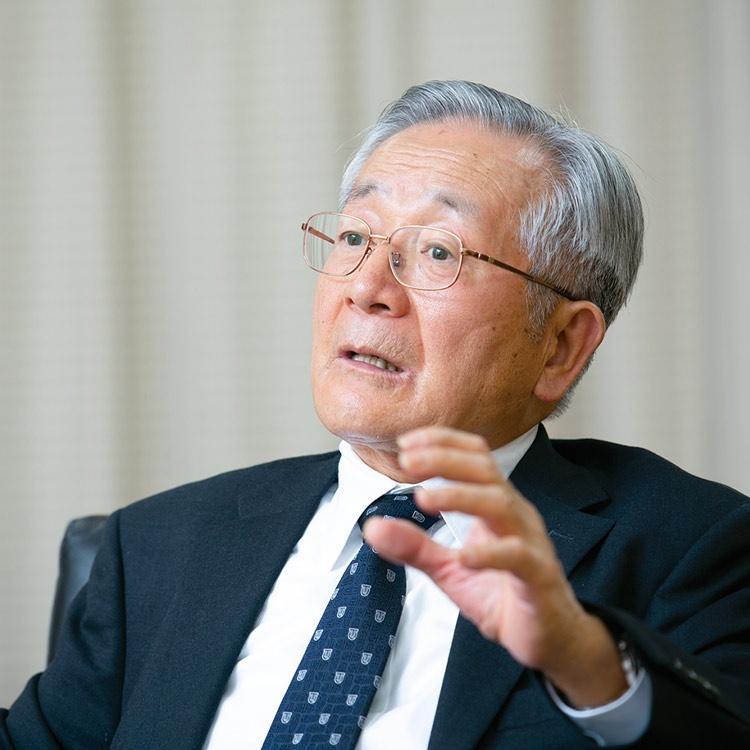 企業は次代につなぐ責務を果たせ〔安斎 隆・セブン銀行特別顧問〕