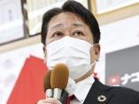 名古屋市長選、名物市長に一歩及ばず