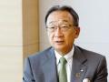 日本貿易会、中村会長「商社の命は『生きた情報』」