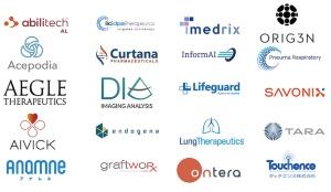 DEFTA Healthcare Technologiesの主な事業育成先