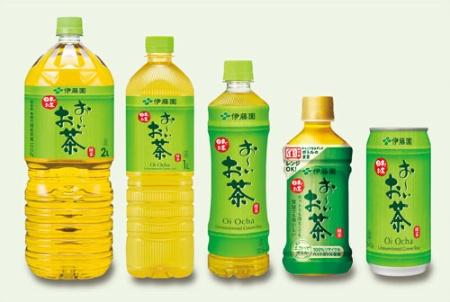 """<span class=""""fontBold"""">伊藤園は緑茶飲料で新しい市場を創出</span>"""