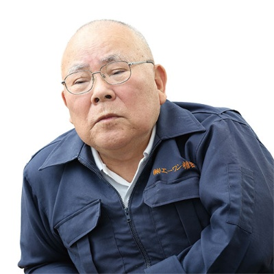 "<span class=""fontBold"">梅原勝彦 [うめはら・かつひこ]<br />エーワン精密 相談役</span><br />1939年東京生まれ。父が事業に失敗したことなどから小学校卒業後、12歳で働き始める。職人として腕を高めながら独立。70年にエーワン精密を設立し、消耗工具を主力とする金属加工業を営む。利益にこだわった町工場として知られ、2004年にジャスダック(現・東証ジャスダック)に上場。20年に設立50周年を迎えた。(写真=栗原 克己)"