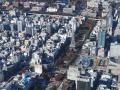 クルマ社会の名古屋でも都心人気、基準地価が映す日本の変化