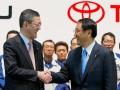 トヨタと株持ち合い スバルが払う「技術料」800億円