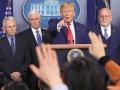 トランプ大統領「一般人マスク不要」発言の真意