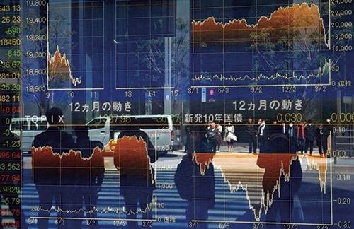 """<span class=""""fontBold"""">疫病クライシスによる株価急落の下でも、M&Aは起こり得る</span>(写真=AFP/アフロ)"""