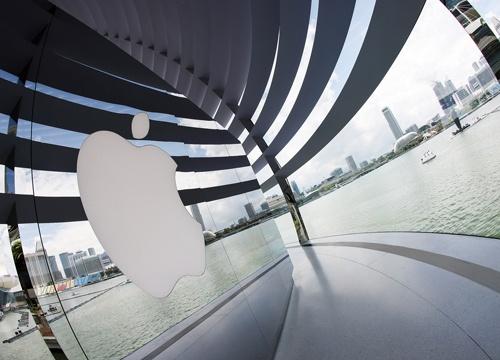 """<span class=""""fontBold"""">米アップルはプライバシー保護に積極的に動いている</span>(写真=ロイター/アフロ)"""