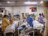 感染爆発インドの危機を救え 名乗りを上げたスタートアップたち