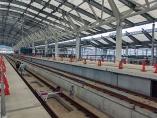 西九州新幹線、長崎駅ほぼ完成 JR九州、懸案残したまま迫る開業