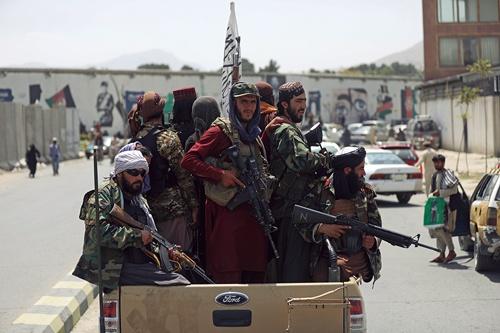 """<span class=""""fontBold"""">中国政府はアフガニスタンを制圧したタリバンとどう接するのか</span>(写真=AP/アフロ)"""