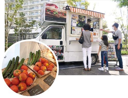 "<span class=""fontBold"">キッチンカー運営支援のMellowが産地直送野菜の販売に乗り出す</span>"