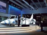 シェアリングで小型ジェット活況 ホンダは低燃費の新型機で挑む