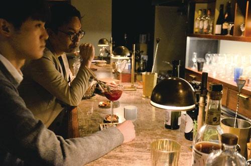 """<span class=""""fontBold"""">3月、東京・日本橋にオープンしたノンアルコールと低アルコール専門のバー「Low-Non-Bar」</span>"""