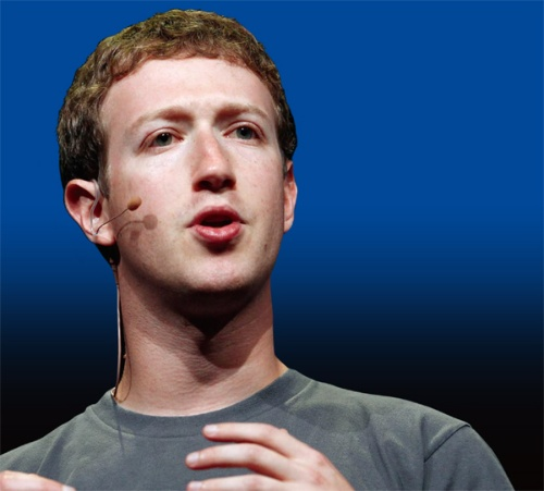 9月22日、米フェイスブックのマーク・ザッカーバーグCEO(最高経営責任者)は開発者向けイベント「f8」で新コンセプトを発表した(写真:ロイター/アフロ)
