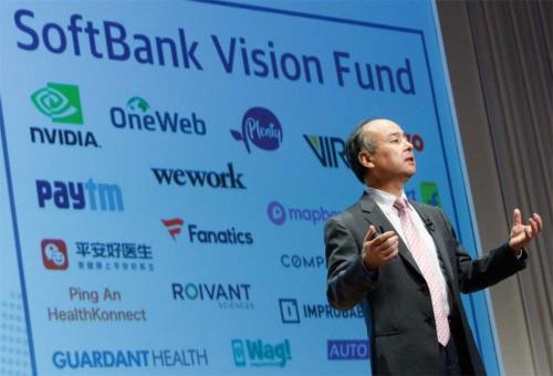 """<span class=""""fontBold"""">孫正義氏は、ビジョン・ファンドに次々と有名スタートアップ企業を組み入れている</span>(写真=Rodrigo Reyes Marin/アフロ)"""