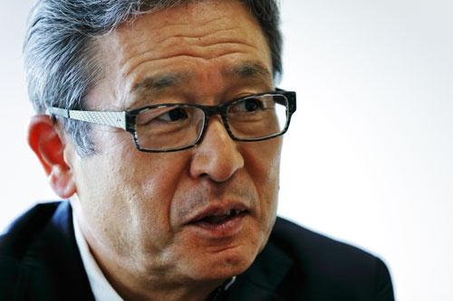 「東芝問題は第一勧銀の総会屋事件と共通する」と江上氏は語る