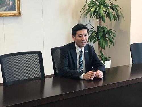 大和総研の伊藤慶昭・フロンティアテクノロジー部長