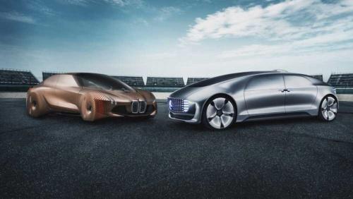 独BMWと独ダイムラーは今年2月28日、次世代の自動運転技術を共同開発すると発表した。次の主役を狙って業界再編の動きが相次いでいる