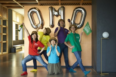 OMO5東京大塚はニッチ戦略を徹底するためご近所ガイド「OMOレンジャー」のサービスを投入