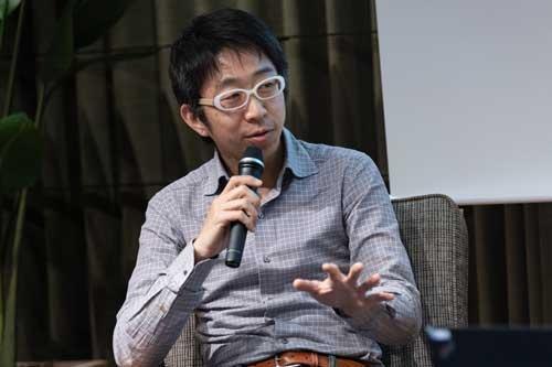 アソブロックの団遊代表。関西での雑誌編集者を経て、2003年にアソブロックを創業した(写真:ドリームムービー)