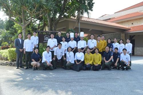 前オーナーの事情からいったん運営を離れていた沖縄・西表島の施設の運営に再び着手。施設名は「西表島ホテル」に(写真=栗原克己)