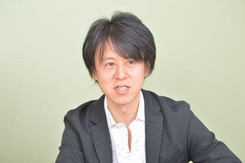 星野リゾートで開発を担当する取締役の中尾武志氏(写真=栗原克己)