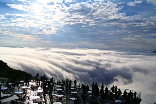 「雲海テラス」を1つのきっかけに、トマムは夏の集客が冬と並ぶようになった