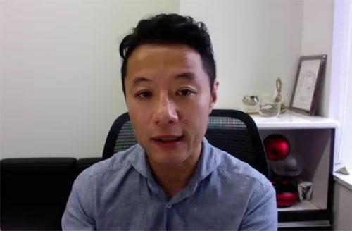 「コロナは危機だが、企業変革ができる最大のチャンス」と語った早稲田大学大学院の入山章栄教授